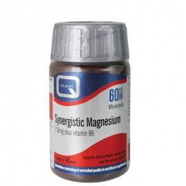 QUEST SYNERGISTIC MAGNESIUM 150mg 60TABS