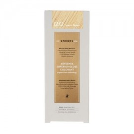 KORRES ABYSSINIA SUPERIOR GLOSS COLORANT 12.0 SPECIAL BLONDE 50ml