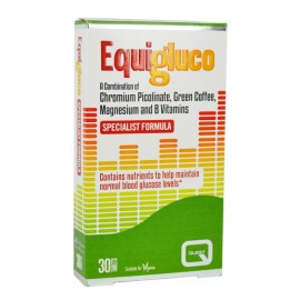 QUEST EQUIGLUCO TABS 30ΤΜΧ