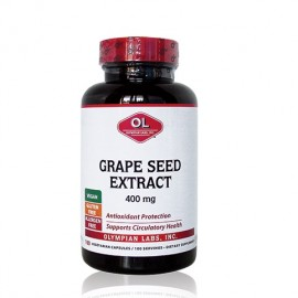 Grape Seed Extract 400 mg Olympian Labs 100 caps