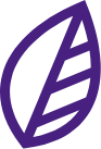 central pharmacy leaf icon right